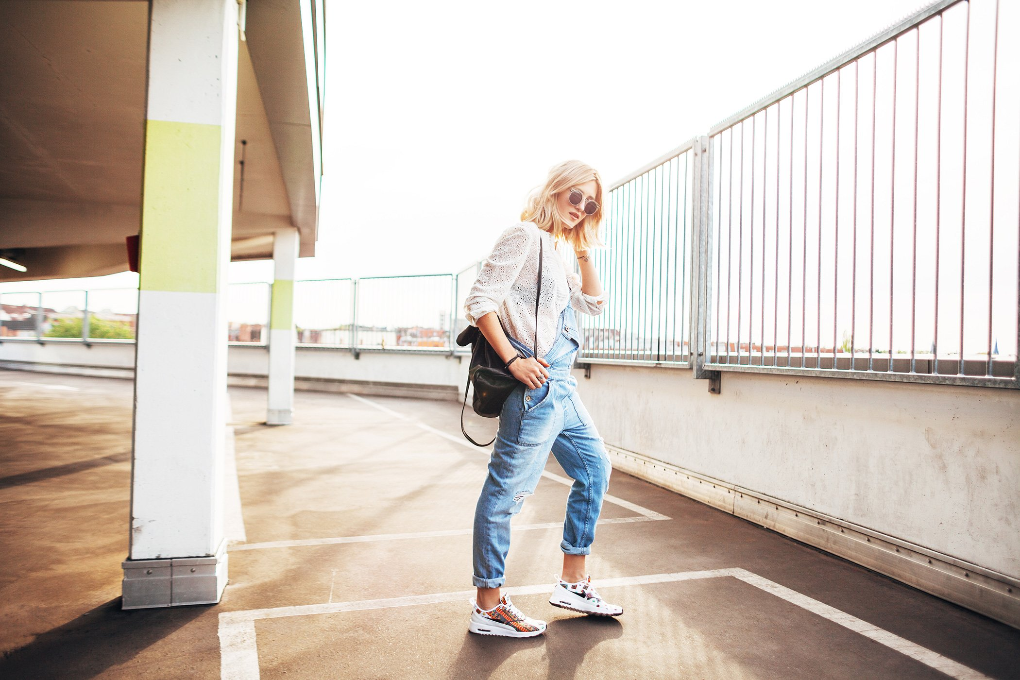 mikutas look with her nike thea x liberty sneakers