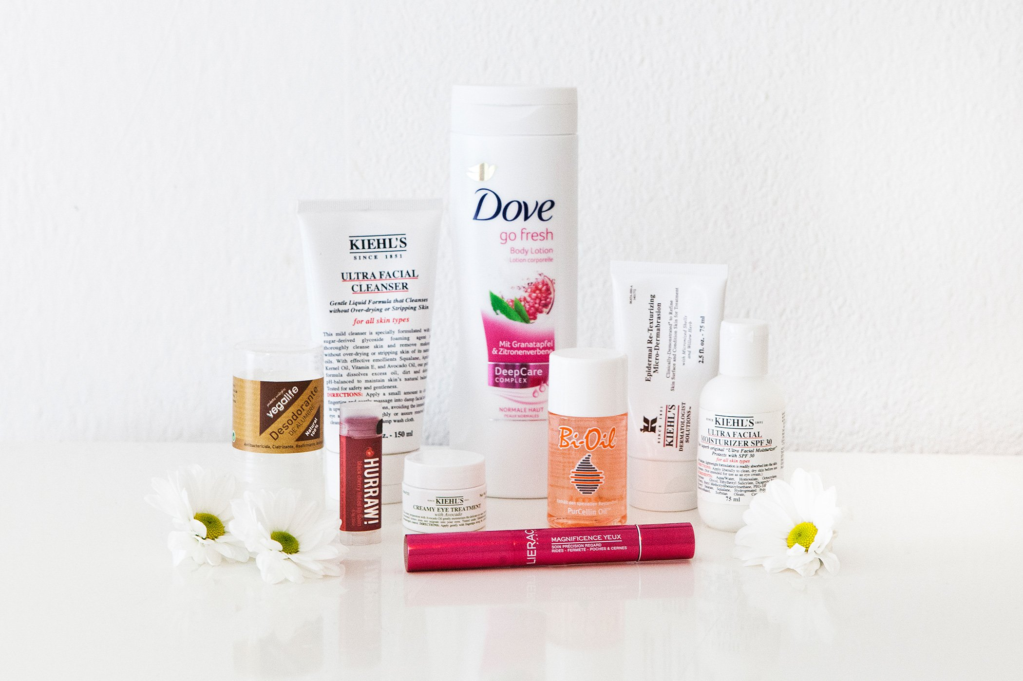 beauty products mikuta uses and recommends