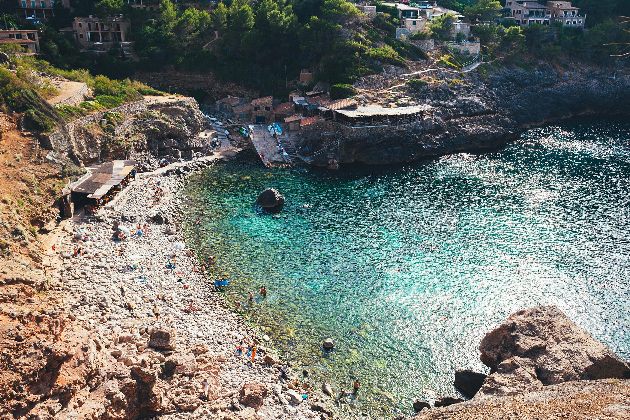 mikuta day in cala deija