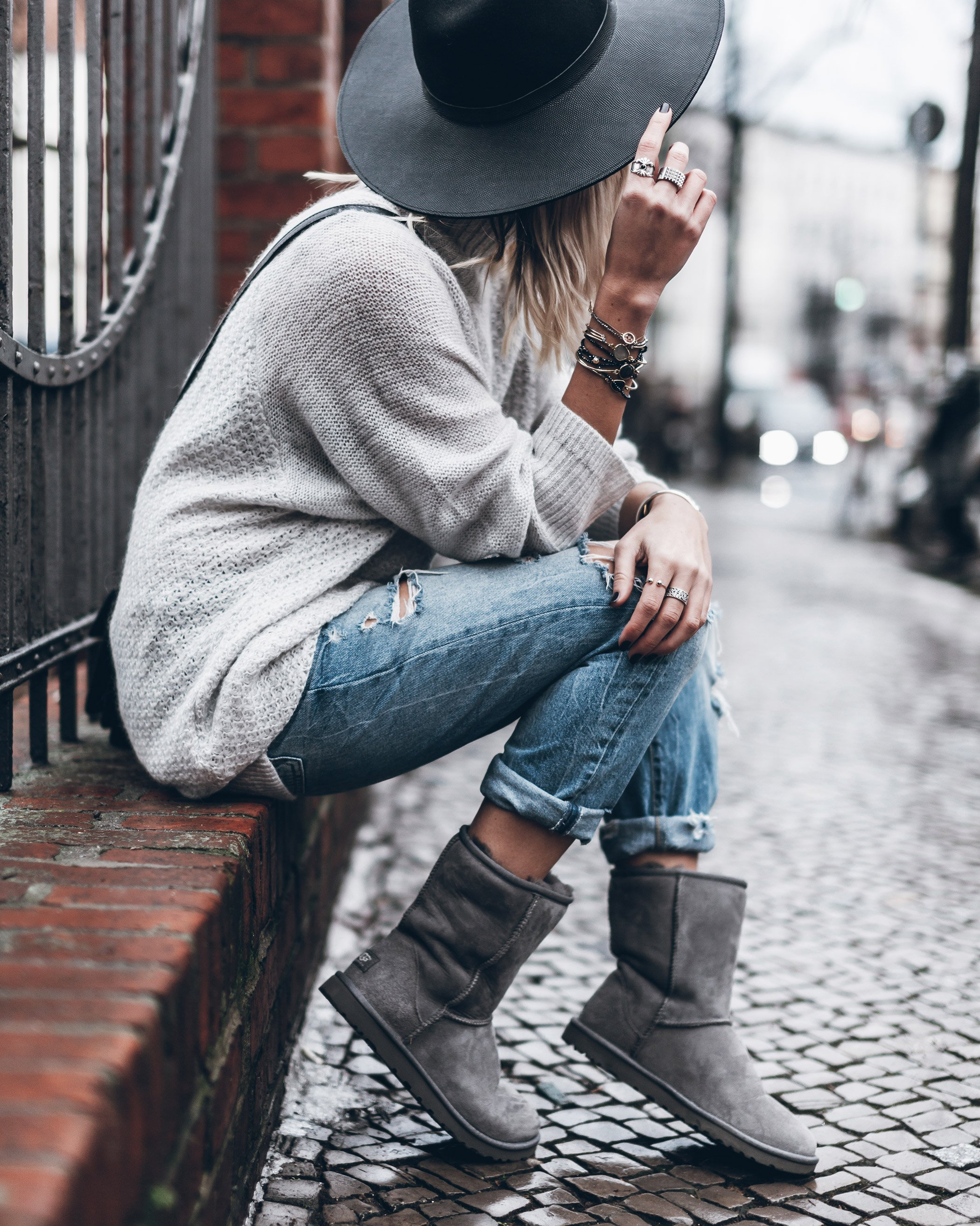 Do any shops in Berlin in Germany sell Uggs?