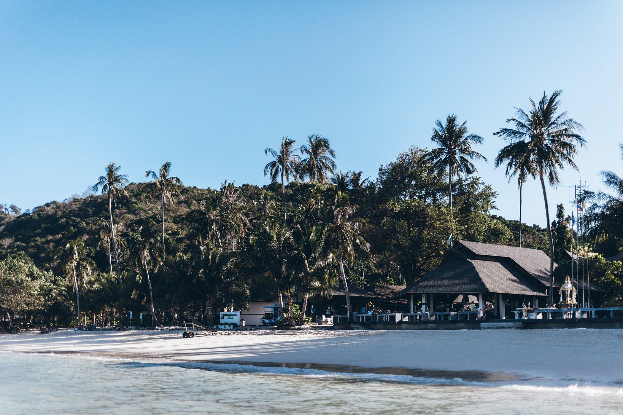 Holiday Inn Phi Phi Island  U00bb Mikuta Nu