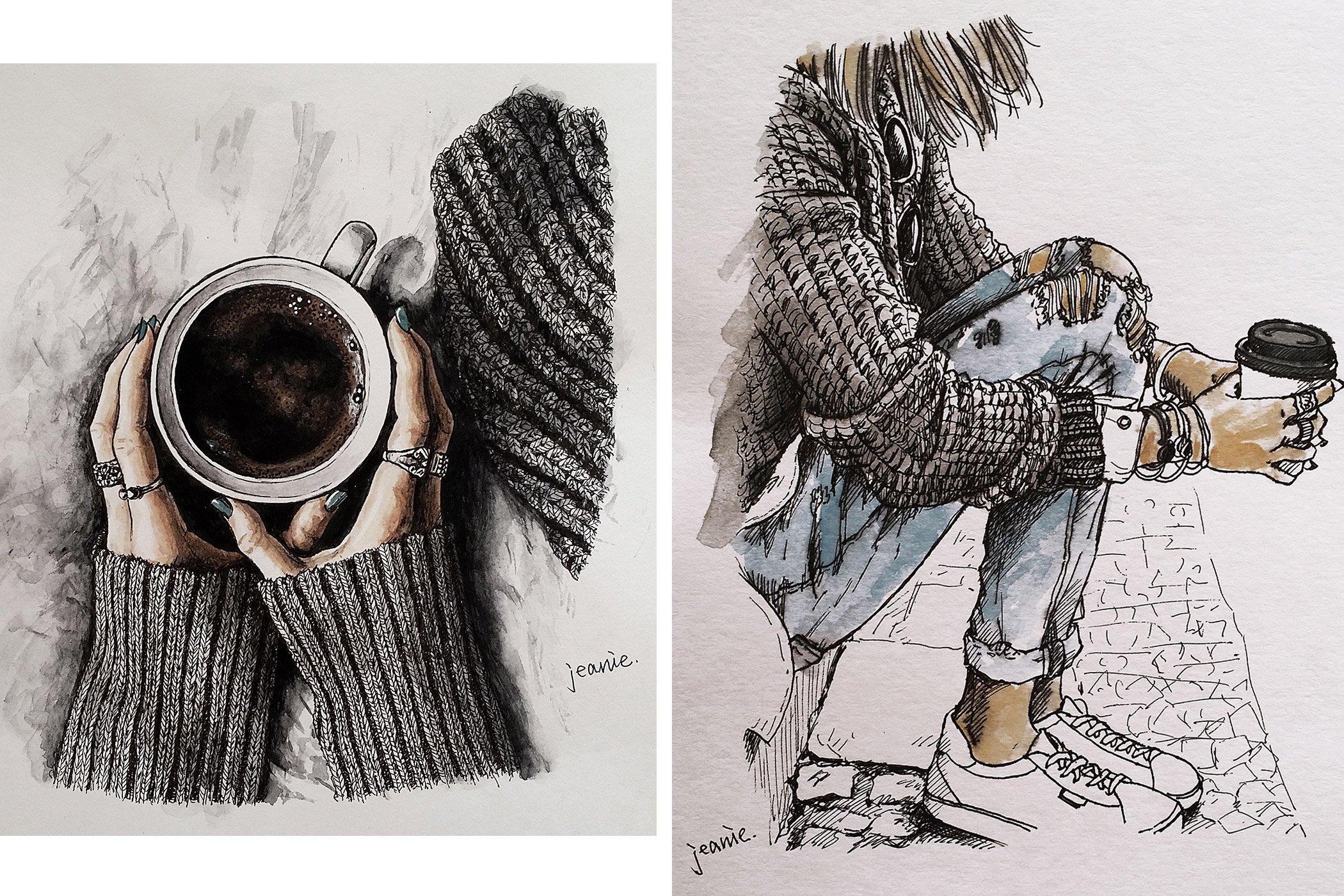 beautiful drawings 187 mikutanu