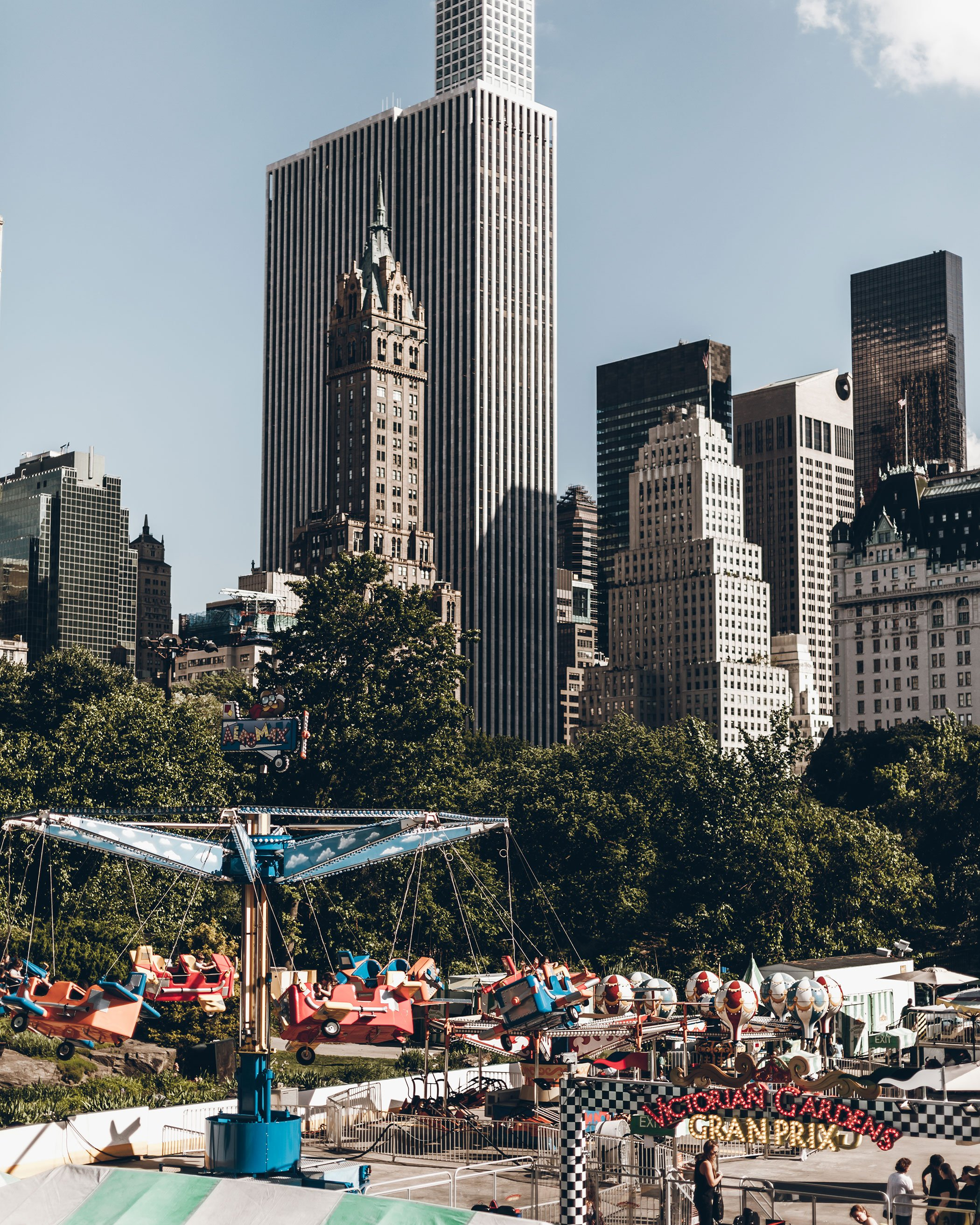 Central Park New York: PARK AND VIEW » Mikuta.nu