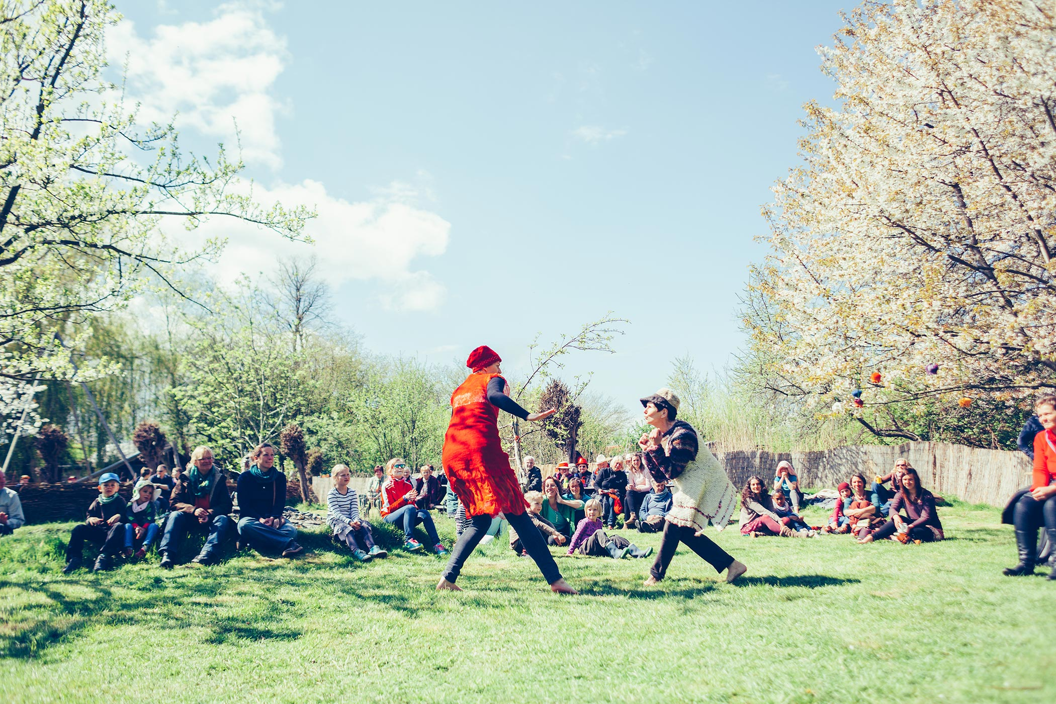 1st of may festival at balticsea, germany