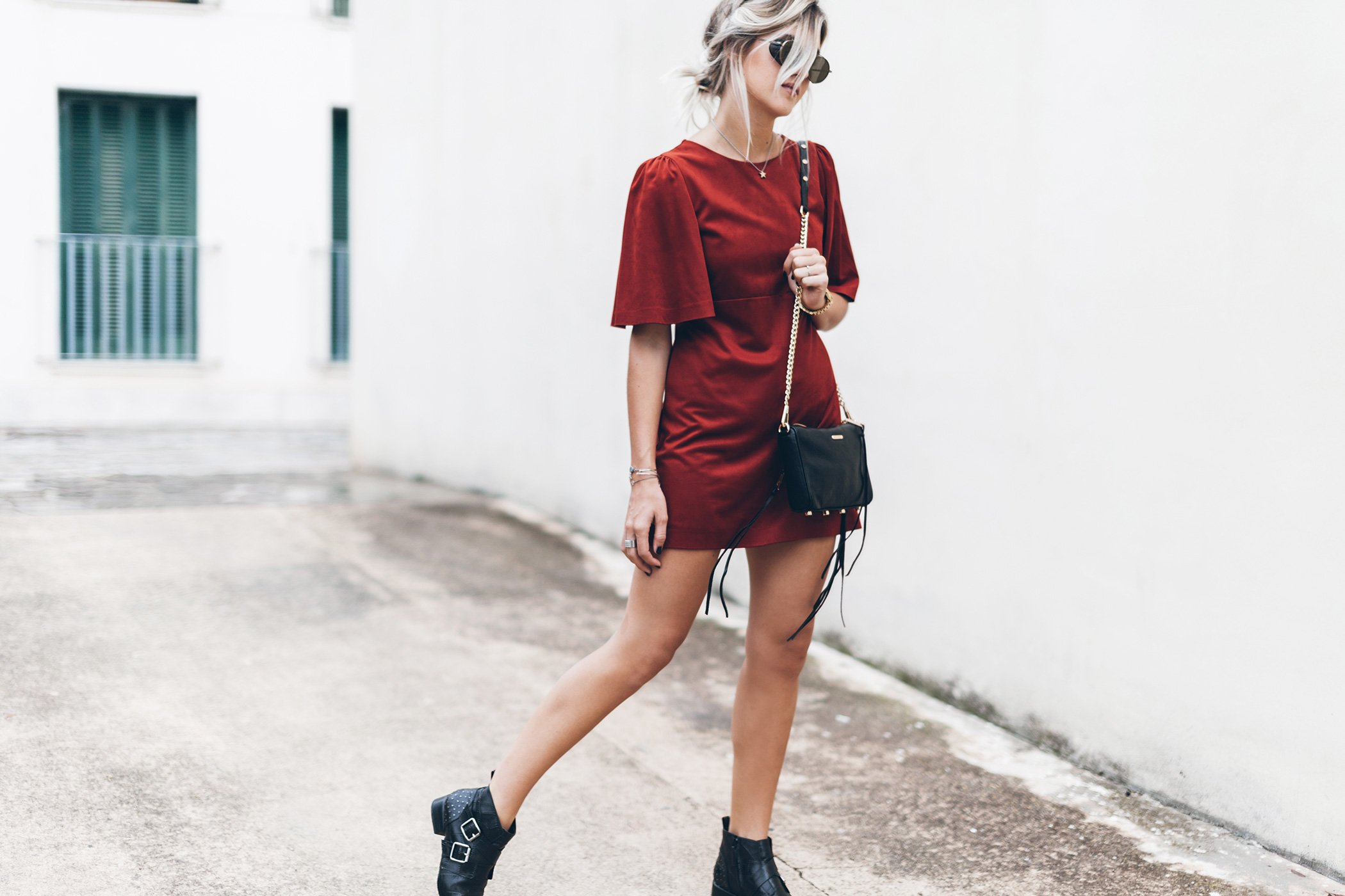 mikuta-red-suede-dress-1